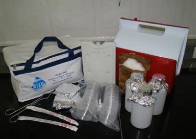 Kit 03 - Microbiologia