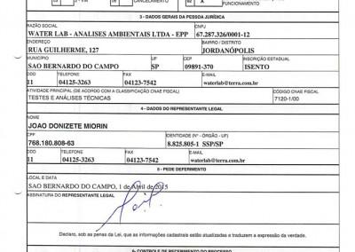 DIVISÃO DE CONTROLE DE PRODUTOS QÍMICOS - POLÍCIA FEDERAL